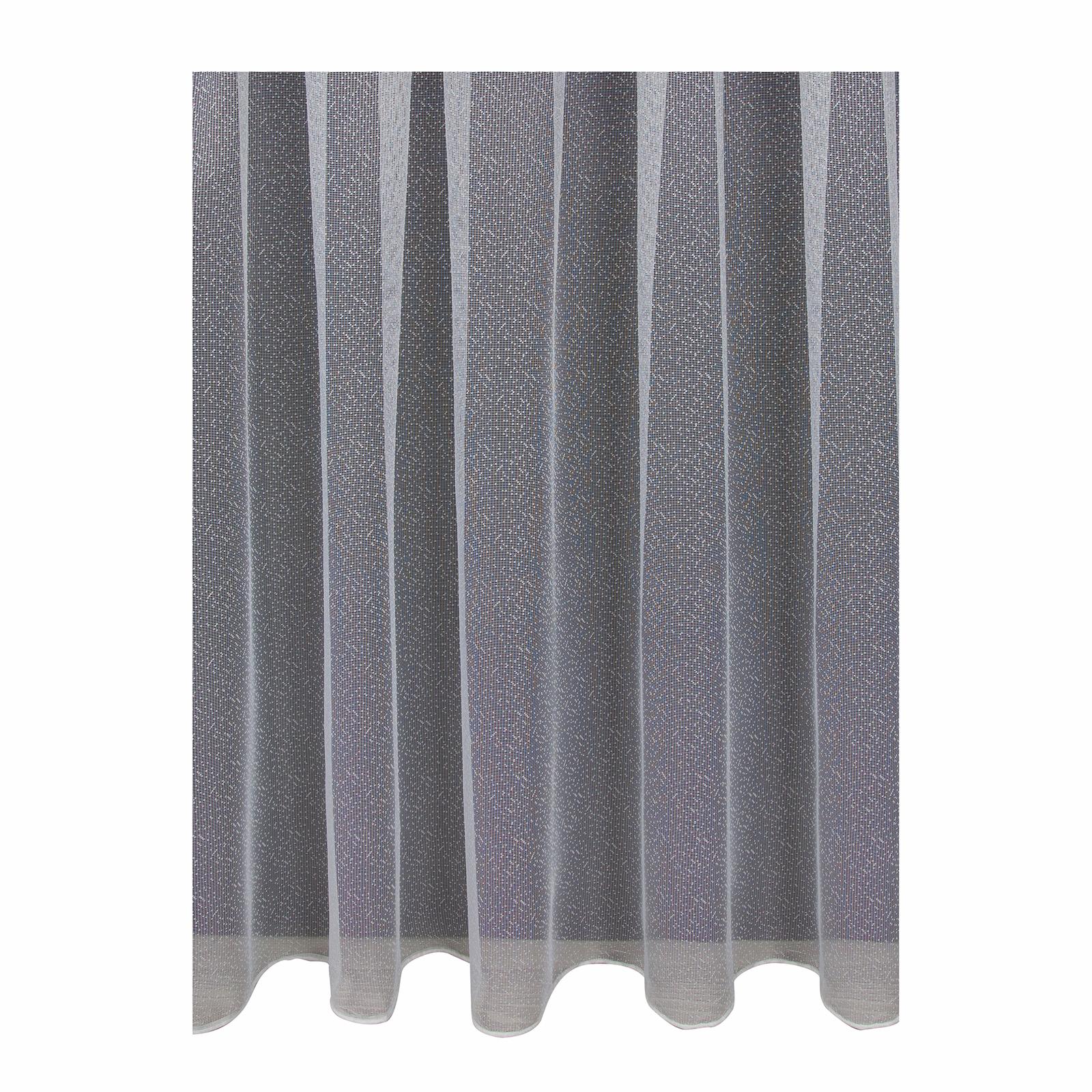 Homebase 1.5 - 2.3 x 2.13m Shadowline Sheer Curtain