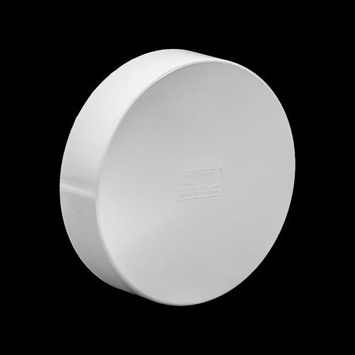 Holman 150mm PVC DWV Push On Cap