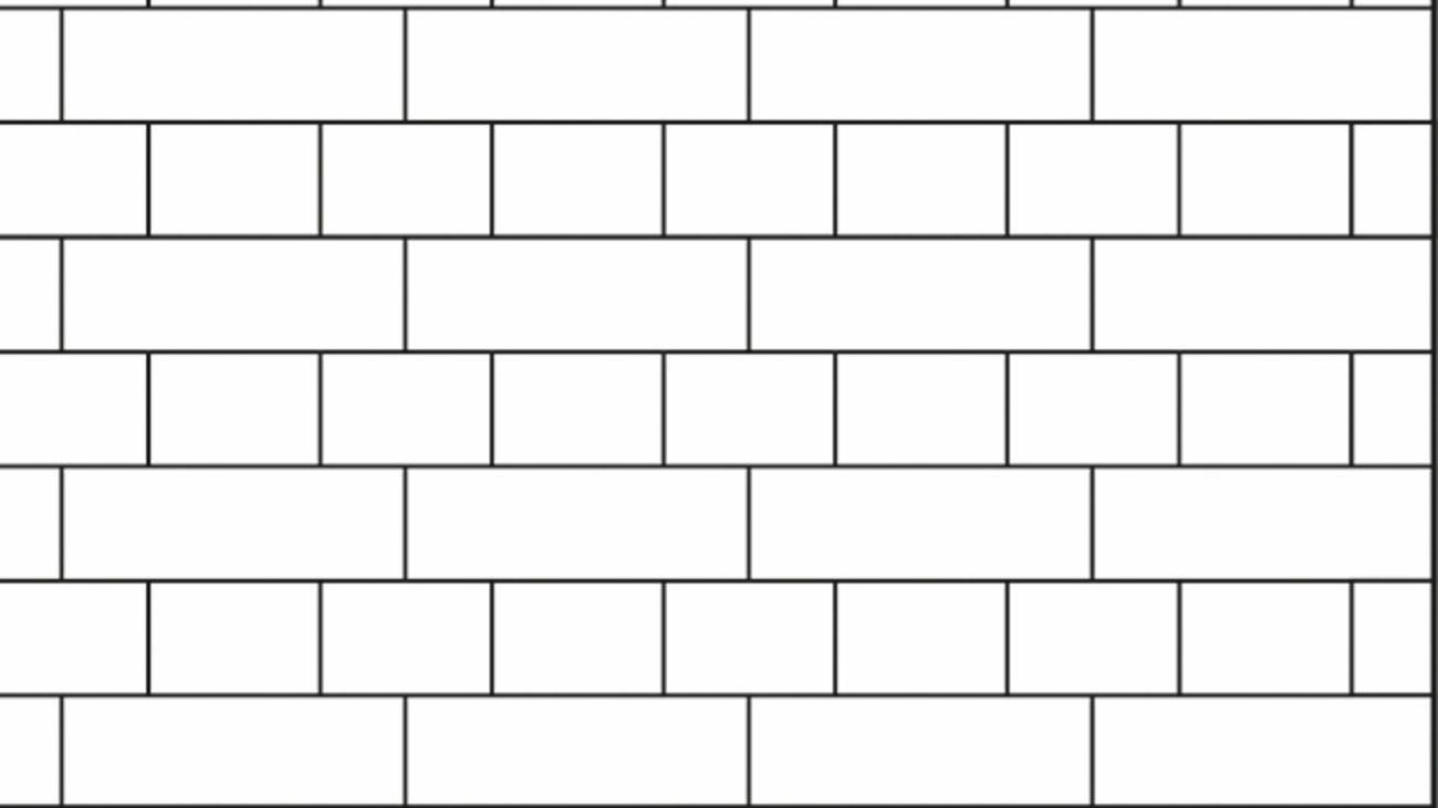 English Bond tile pattern