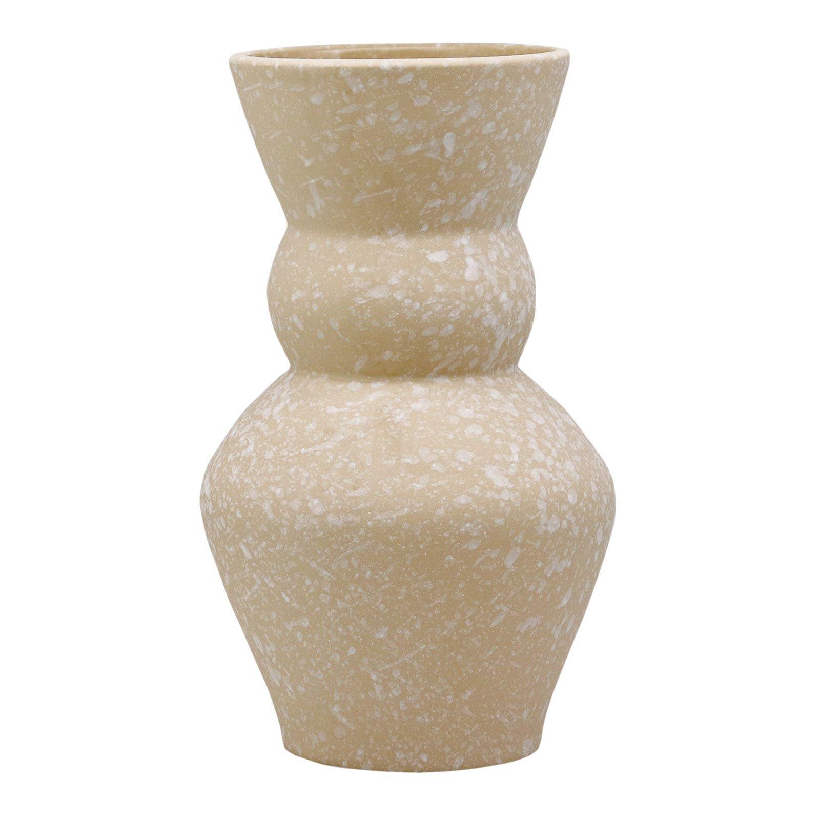 Modern Vase - Sand