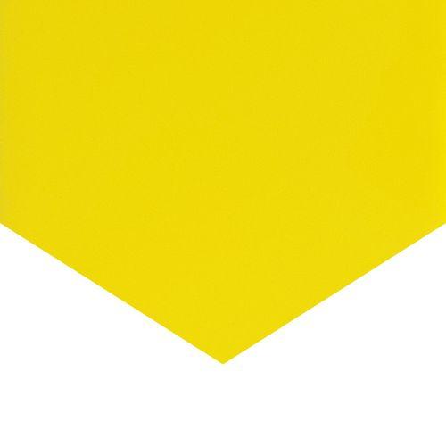 PSP 900 x 600 x 3mm Yellow Acrylic