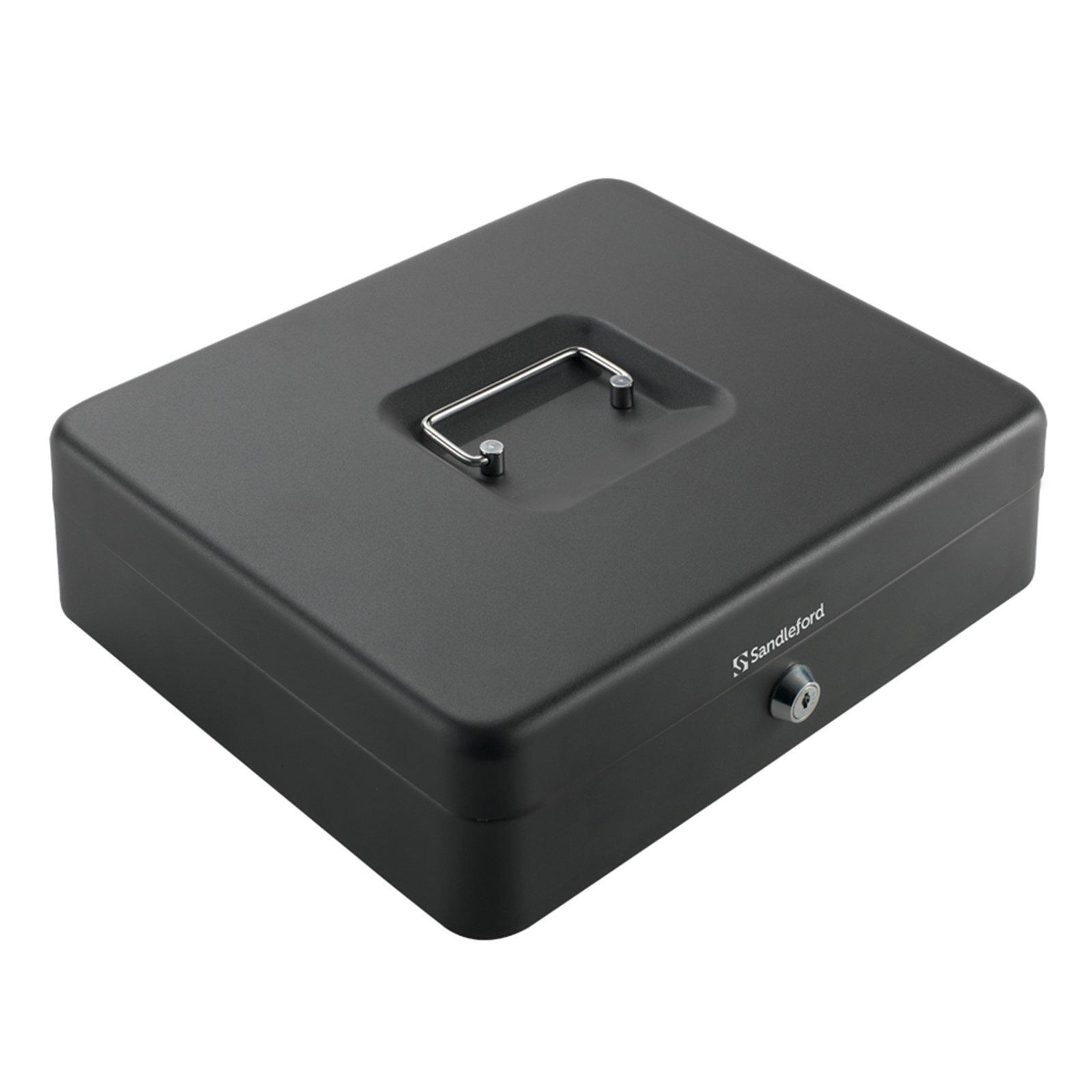 Sandleford 300mm Black Xlarge Cash Box