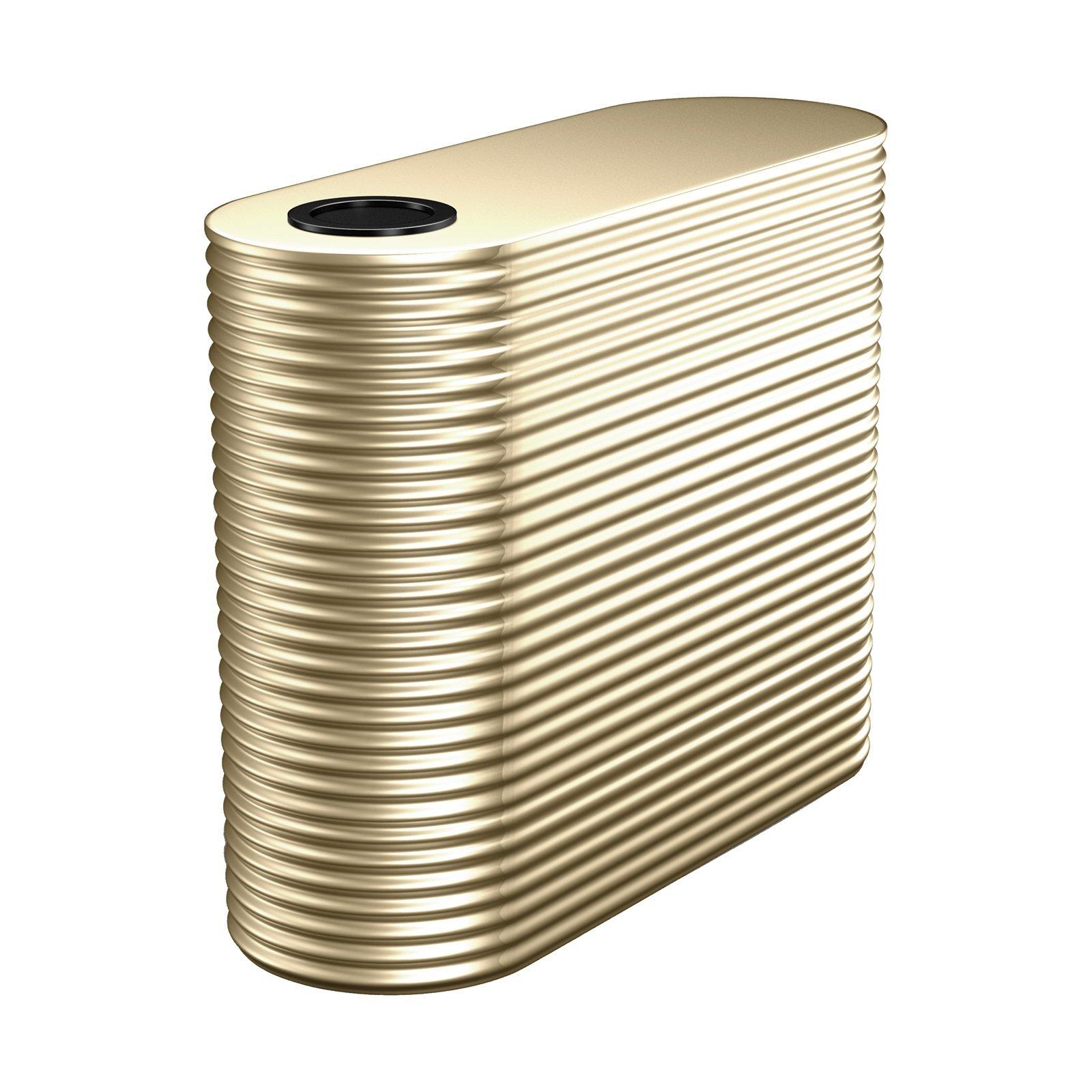 Kingspan 1000L Slim Steel Water Tank - 550mm x 1560mm x 1400mm Classic Cream