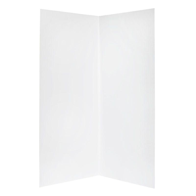 Resonance 2000 x 900 x 900mm Shower Wall