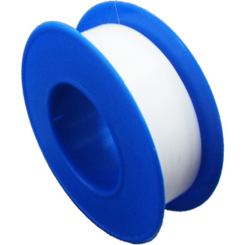 Kinetic 12mm x 10m White Thread Seal Tape - 5 Pack