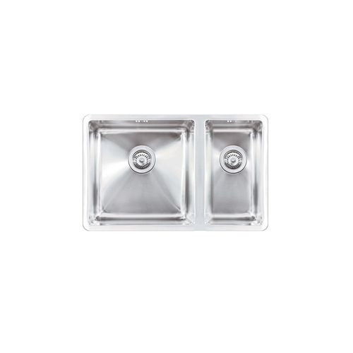 Picassi Gino-615L Stainless Steel Double Bowl Sink