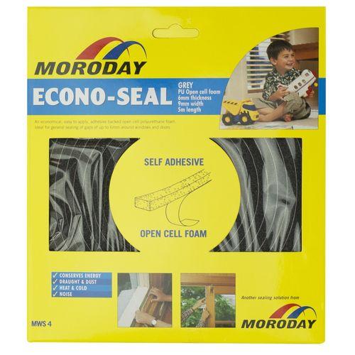 Moroday MWS4 Econo Self Adhesive Weather Seal
