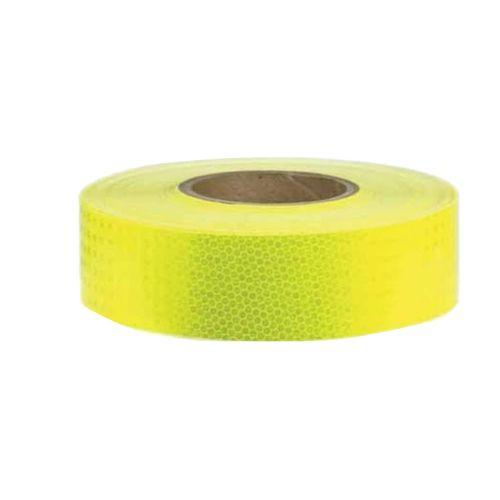 Brutus 50mm x 5m Fluorescent Reflective Tape