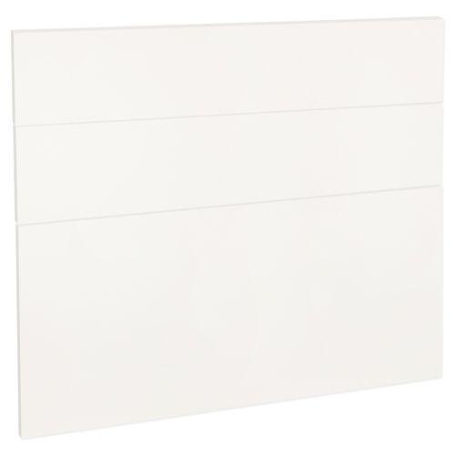 Kaboodle 900mm Feta Whip V Modern Drawer Panel - 3 Pack