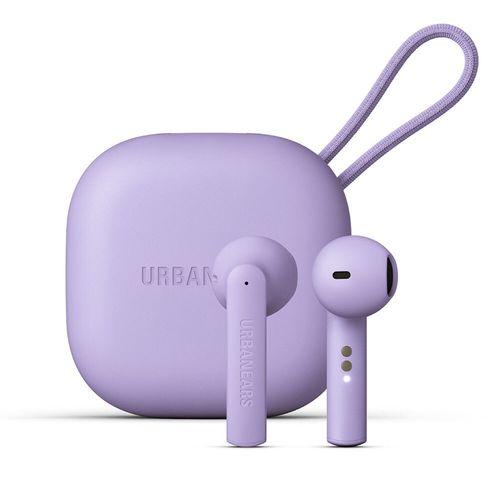 Urbanears Luma 25h True Wireless/Bluetooth In-Ear Earphones w/ Mic Ultra Violet