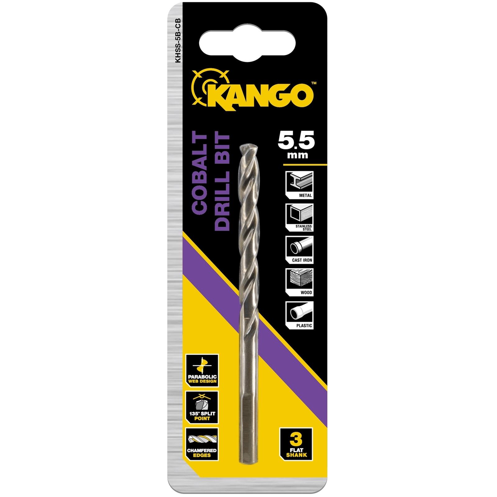 Kango 5.5mm Cobalt Drill Bit