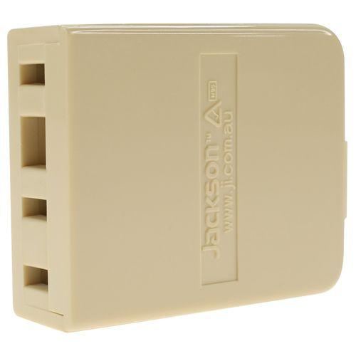 Jackson Modular Telephone Socket Adaptor