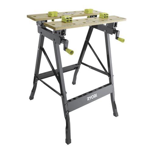 Ryobi Foldable Workbench With Adjustable Angle
