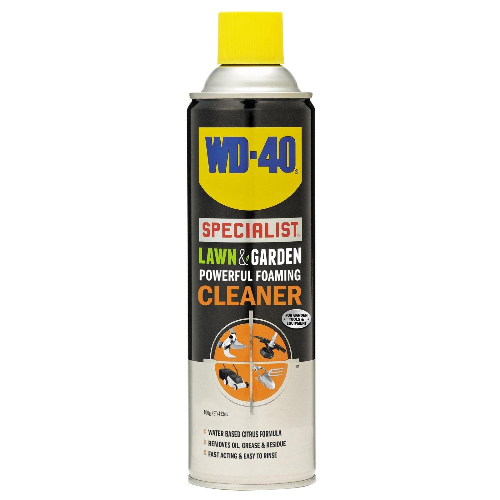 WD-40 Specialist Lawn & Garden Cleaner  432ml