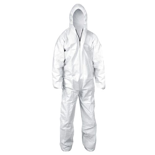 Haydn Medium Professional Disposable Coveralls CAT 1 protection
