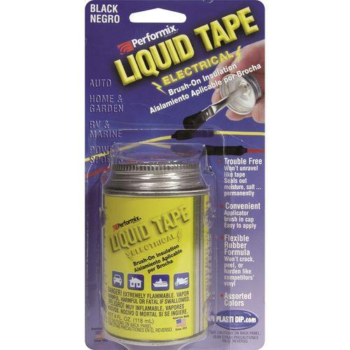 Performix Liquid Tape 118ml Black
