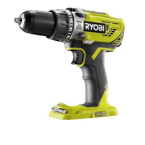 Ryobi ONE+ 18V Hammer Drill - Skin Only