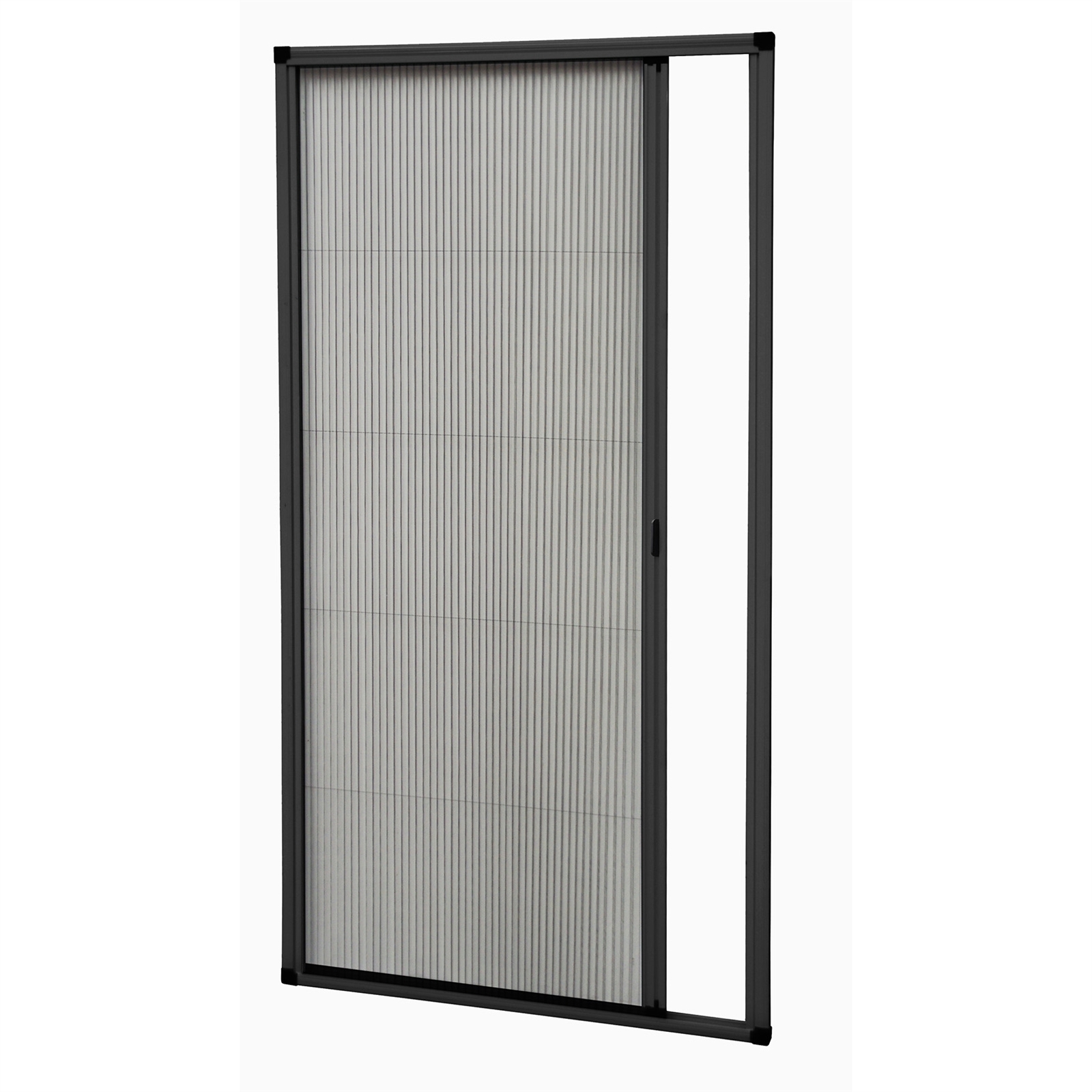 Pillar Products 1.0 x 2.04m PlusOne Modular Pleated Flyscreen Door