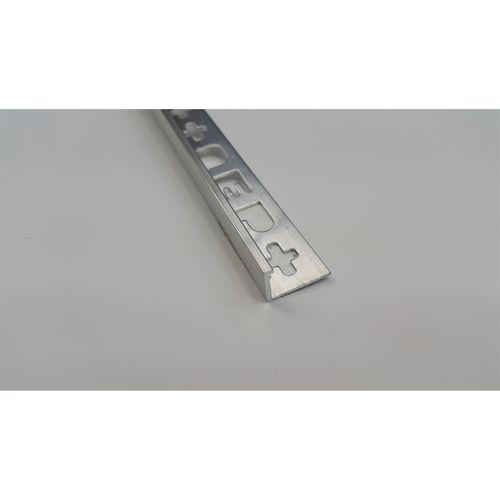 QEP L Angle Trim  15mm x 2.5m Mill Finish