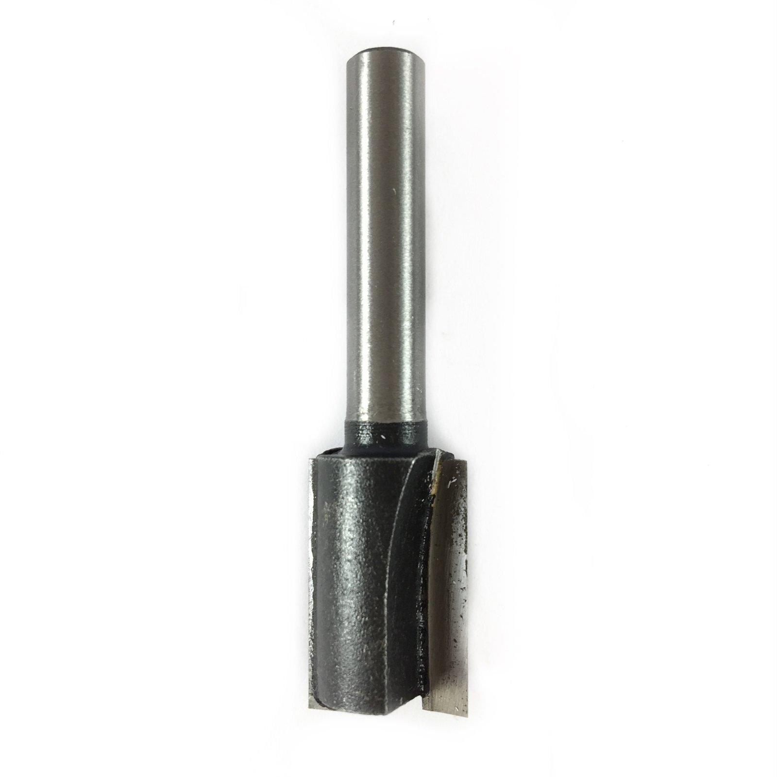 """Ultra 12.7mm Ø x ¼"""" Shank Straight Cut Router Bit"""