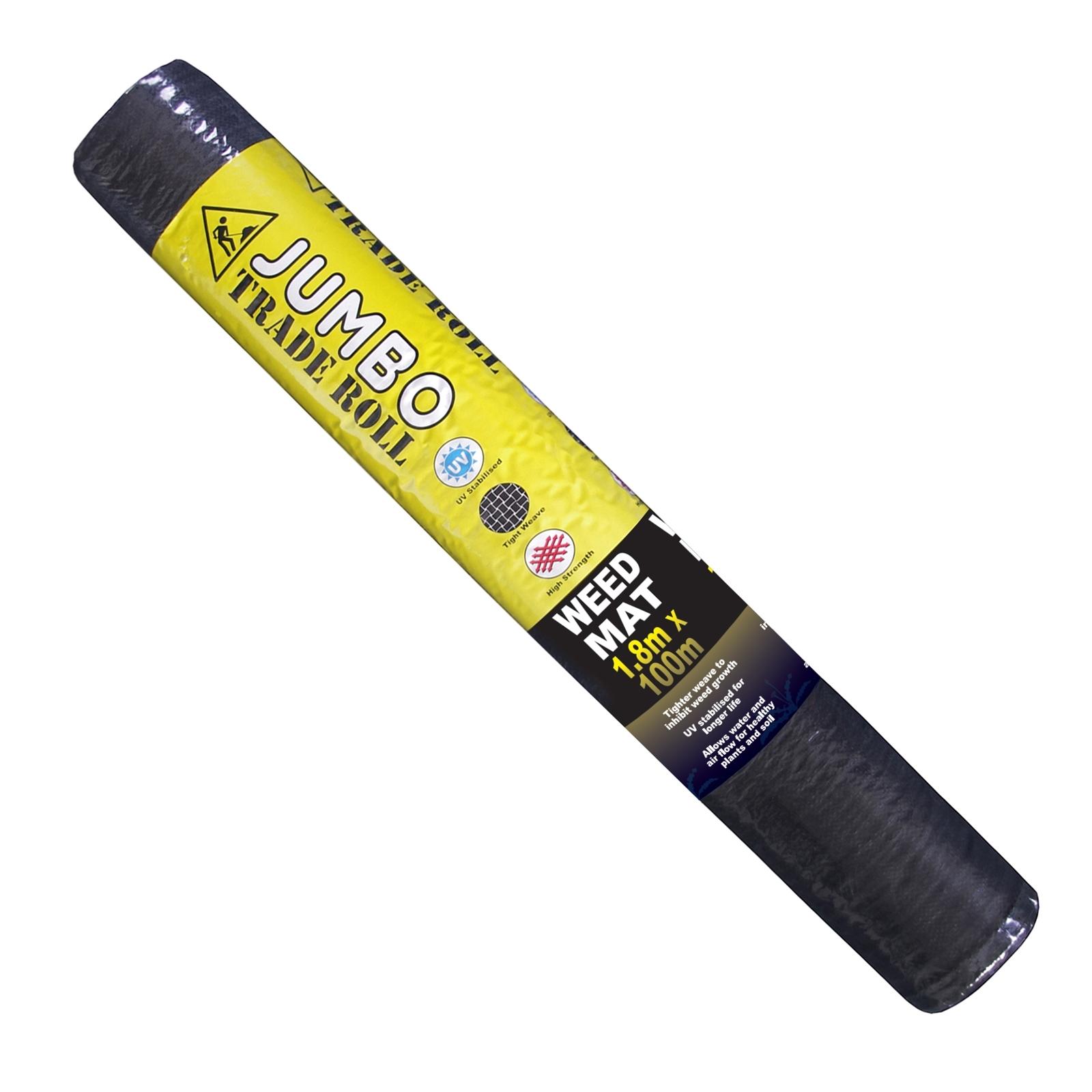 Pillar 1.83 x 100m Jumbo Weed Control Mat