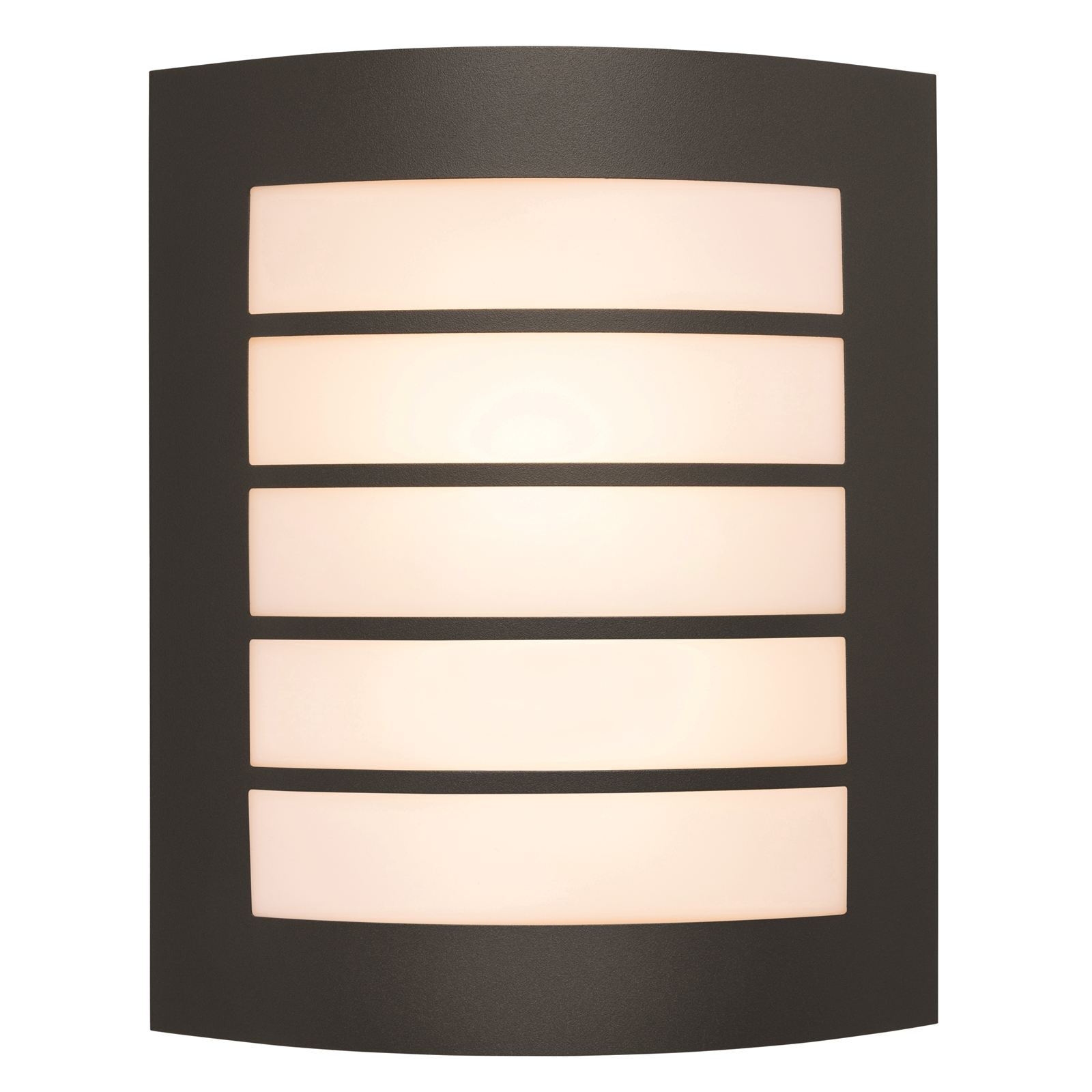 Brilliant Lighting Gladstone Charcoal Grilled Twin Bunker Lights