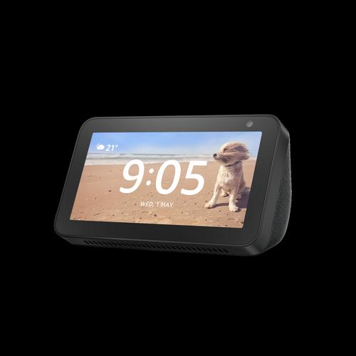 Amazon Echo Show 5 Charcoal Smart Speaker With Alexa