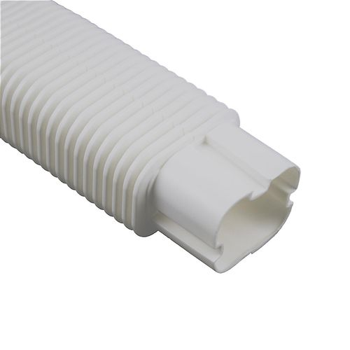 Stahl 100mm Air Conditioning Conduit Free Joint