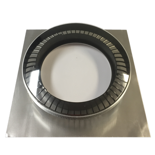 Ezylite 300mm Round Static Cleardome Attic Light Roof Vent