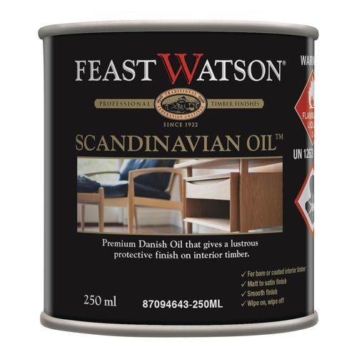 Feast Watson 250ml Scandinavian Oil