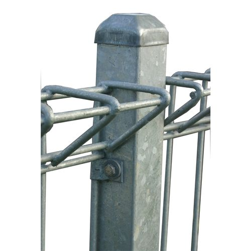 Cyclone Galvanised Pool Fence Post Without Base