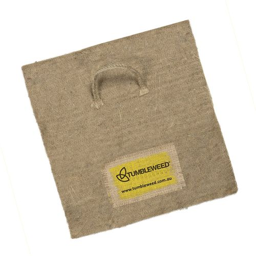 Tumbleweed Square Worm Blanket