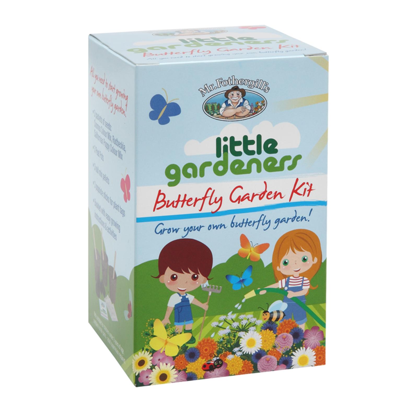 Mr Fothergill's Little Gardeners Butterfly Garden Cube