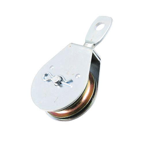 Zenith 50mm Zinc Plated Swivel Pulley