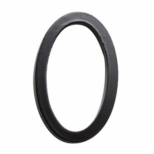 Sandleford 75mm Black Zone Numeral 0 With 3M Tape