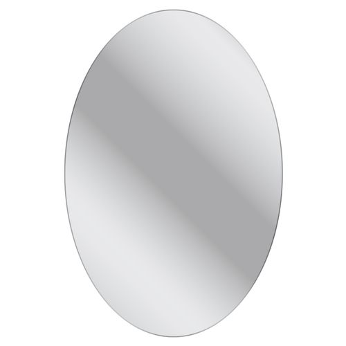 Living Elements 500 x 750 x 10mm Oval Mirror