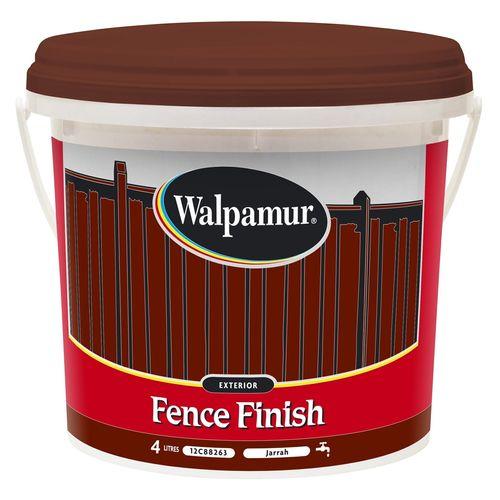 Walpamur 4L Jarrah Fence Finish