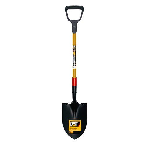 CAT D-Handle Round Mouth Shovel