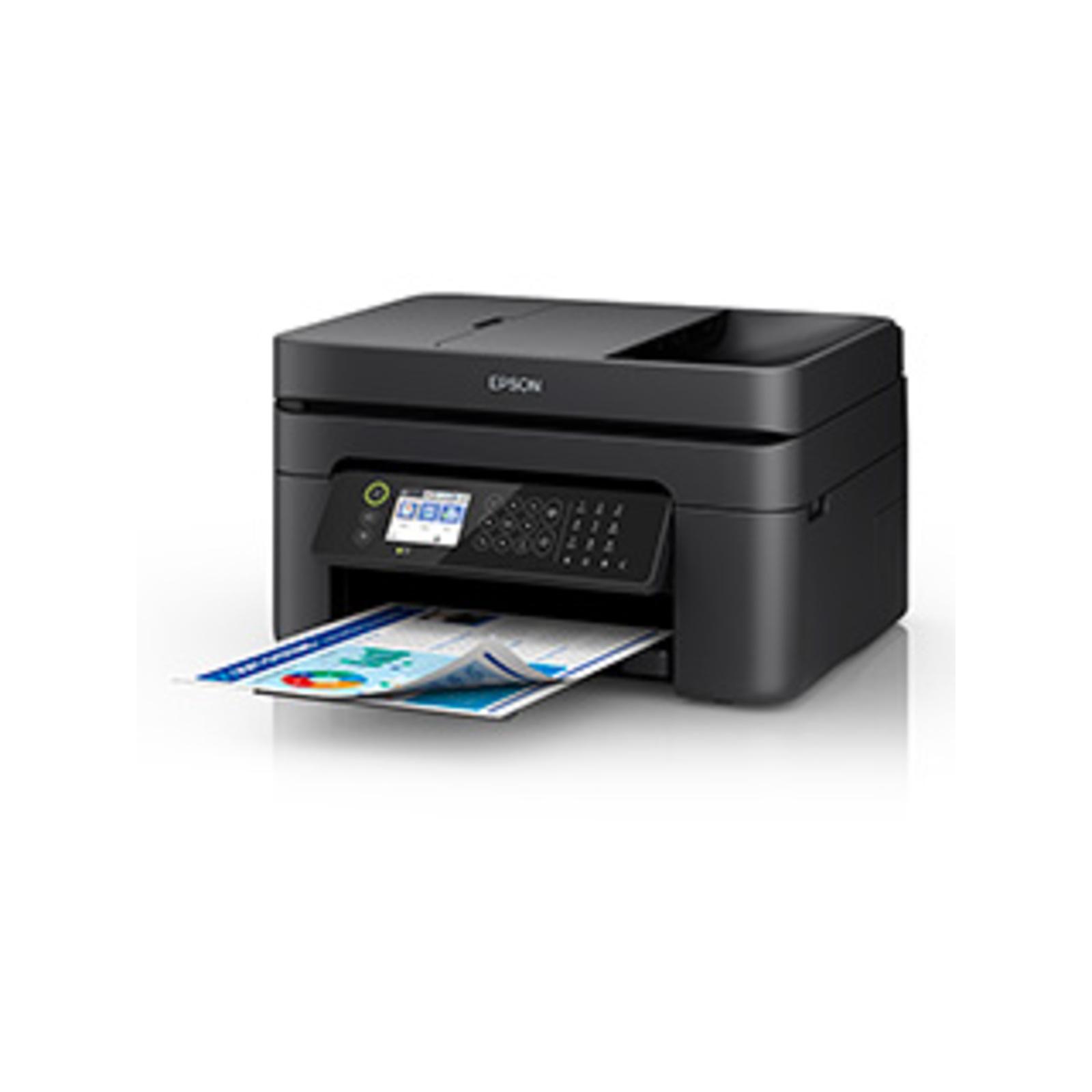 Epson WorkForce WF-2850 A4 Colour Inkjet MFP - Print, Copy, Scan, Fax, Wi-Fi Direct
