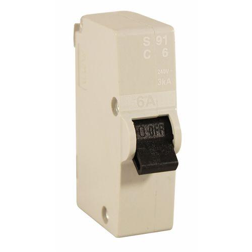 HPM Plug-In Circuit Breaker 6A