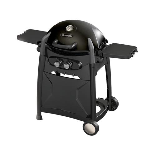 Gasmate Odyssey 2 Burner BBQ - Black