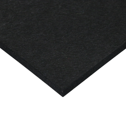 ForestOne 2420 x 1220 x 9mm Black Acoustic Pinboard