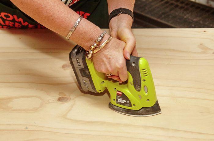 DIY Step Image - D.I.Y. wooden bed frame . Blob storage upload.