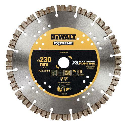DeWALT 22.23 x 230mm XR EXTREME Diamond Wheel