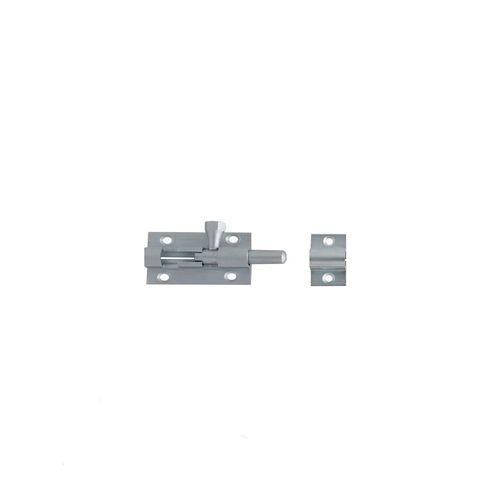 Miles Nelson 8mm Satin Chrome Socket Bolt