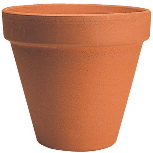 Northcote Pottery 23cm Terracotta Italian Standard Pot