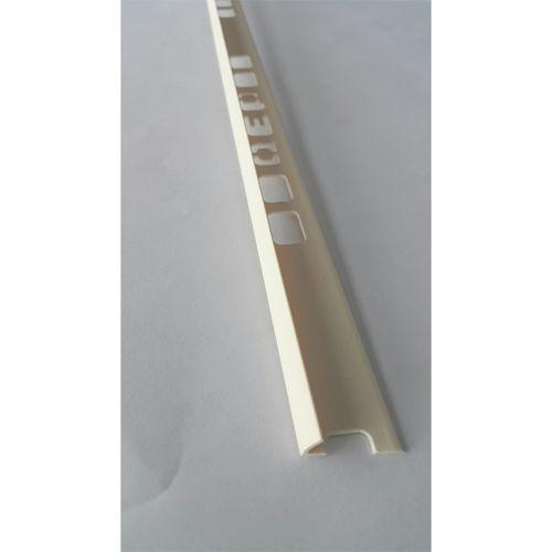 QEP Tile Trim  6mm x 2.5m Vanilla