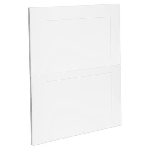 Kaboodle 600mm Vanilla Essence Alpine 2 Drawer Panels