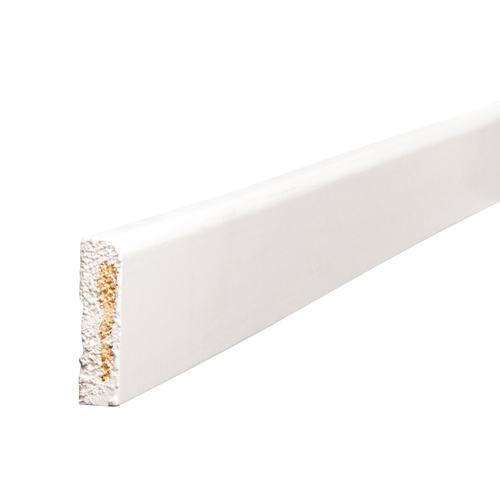 Porta 42 x 11mm 2.7m Primed Pine Finger Jointed Round Pencil Moulding