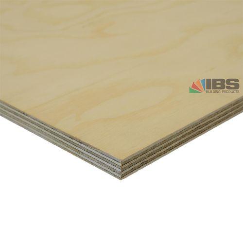 IBS Mini Panels 1200 x 600 x 18mm CD Untreated Plywood